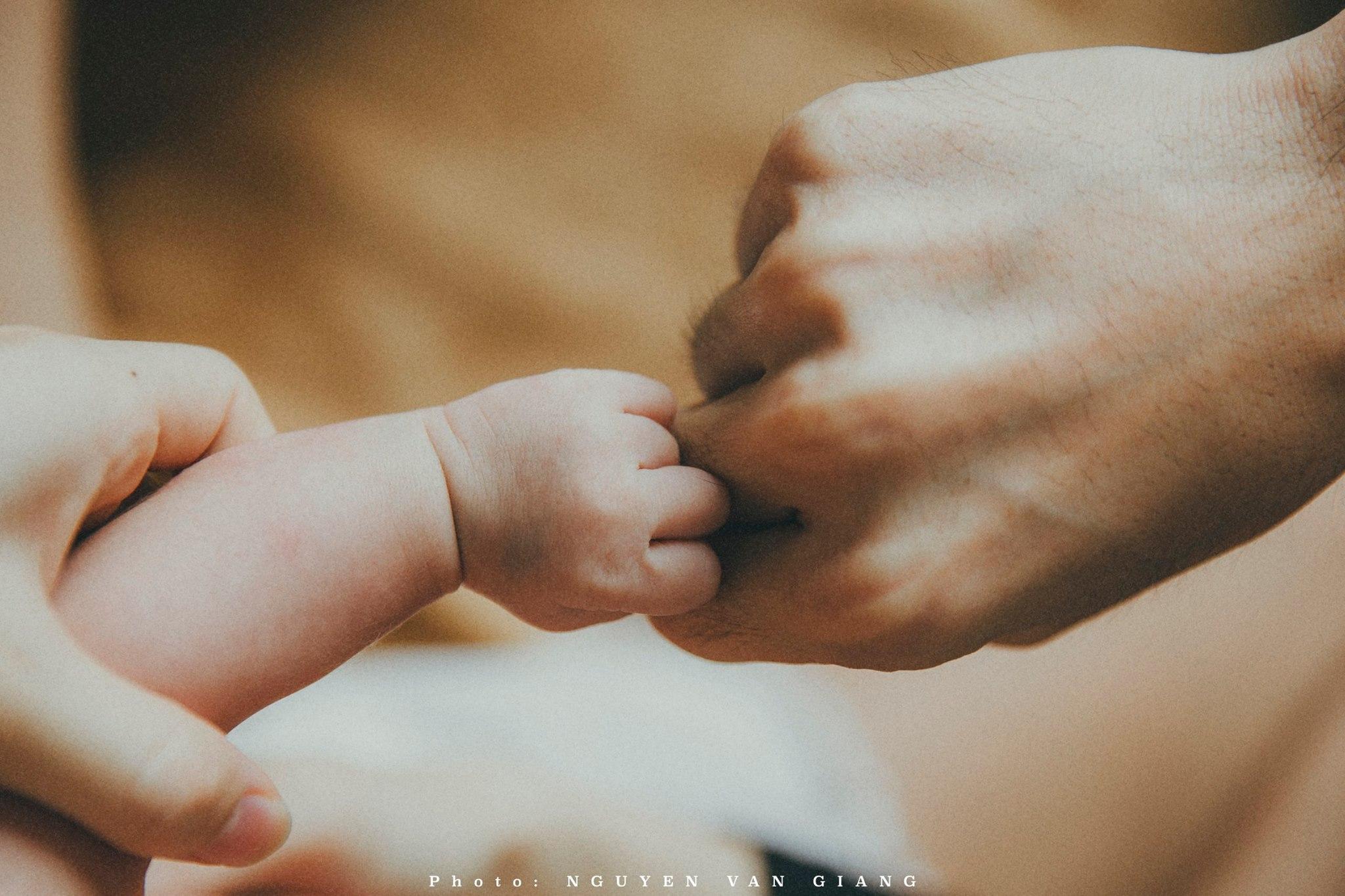 Bộ ảnh Ba và Con