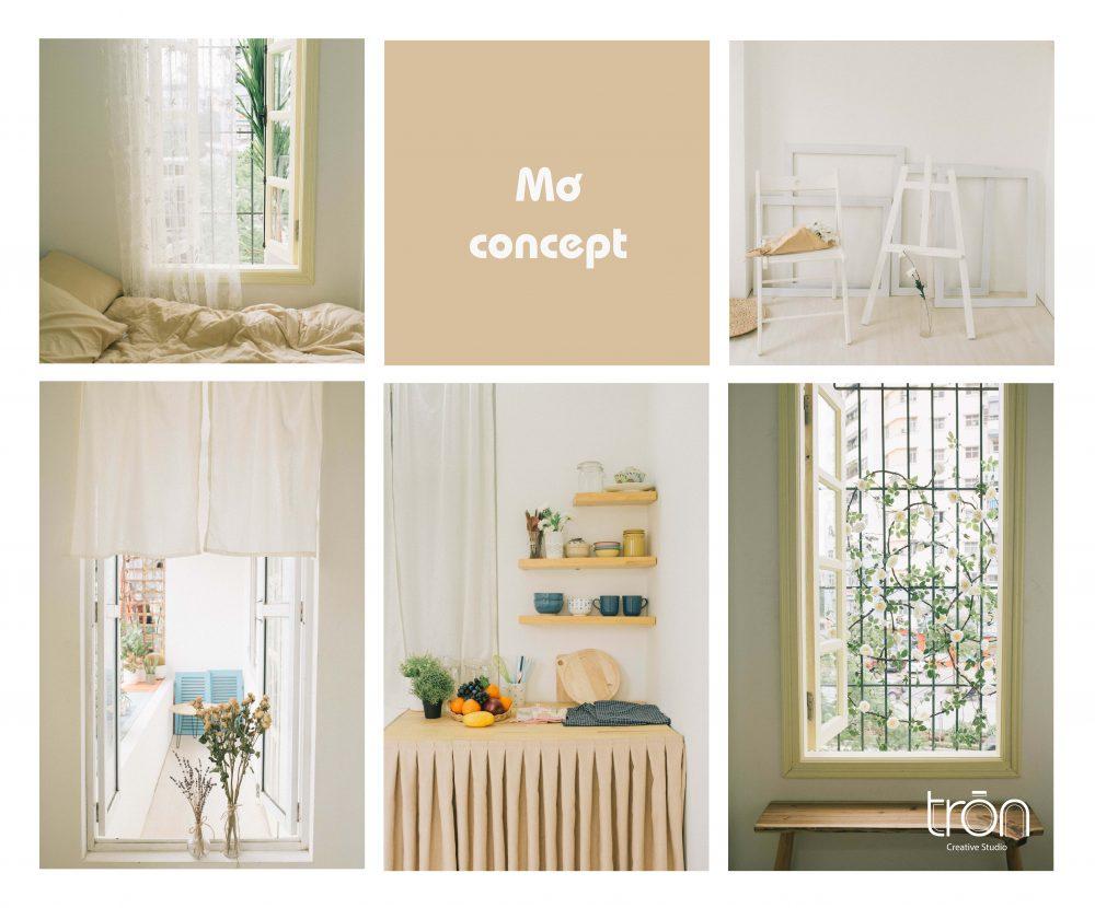 Phòng Mơ concept